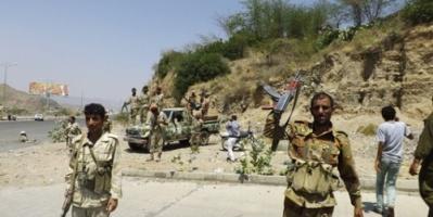 مصرع 10 حوثيين في هجوم لقوات الشرعية على مواقع الميليشيا في مديرية المصلوب بالجوف
