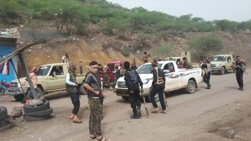 الحزام الأمني يكشف خيوط محاولة اغتيال قائده بالضالع