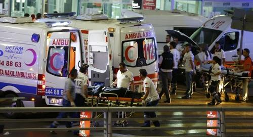 فيديو.. حادث تصادم مروع لطائرتين في تركيا