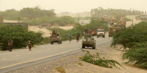 مقتل أحد مسؤولي حماية عبدالملك الحوثي في معارك الدريهمي
