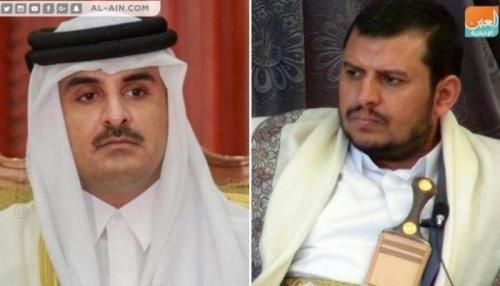 التقارير الأجنبية المفبركة.. سلاح قطر لتشويه الشرعية باليمن
