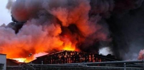 وسائل إعلام:  انفجار في مصنع عسكري ببريطانيا
