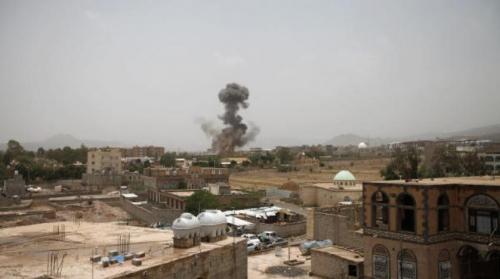 مصرع خبراء من حزب الله في قصف للتحالف شمال مدينة زبيد