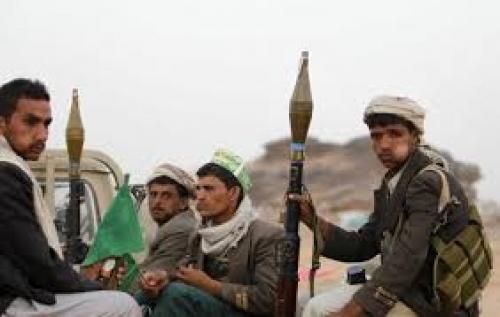 مليشيا الحوثي تعتدي على المرجع الديلمي بالقرب من مسجد لهذا السبب
