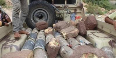 قوات الشرعية تحبط محاولة حوثية لزرع ألغام في صعدة
