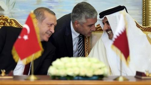 صحيفة: أردوغان سيلجأ إلى قطر في خلافه مع ترامب
