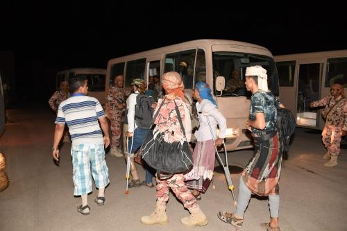 سلطنة عمان تعلن استقبال جرحى ومصابين من اليمن عبر منفذ المزيونة