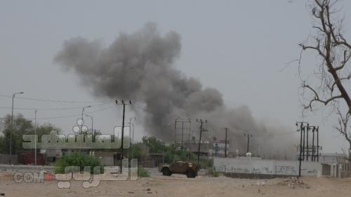انفوجرافيك.. آخر التطورات العسكرية في مديرية الدريهمي بالحديدة