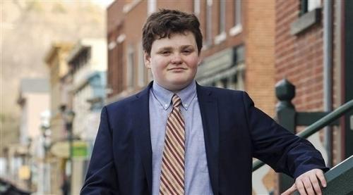 فتى عمره 14 عاماً يترشح لمنصب حاكم ولاية فيرمونت