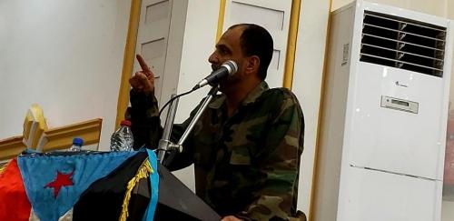 شلال شائع: عقارب الساعة لن تعود إلى الوراء.. وكما انتصرت عدن على الحوثي والإرهاب ستنتصر على من يحاول العبث بأمنها واستقرارها