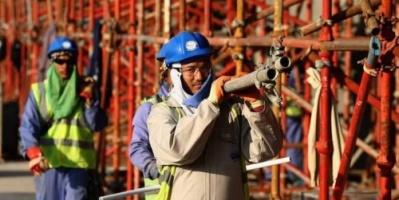 الفضائح تلاحق مونديال قطر.. وفاة عامل نيبالي في الوكرة