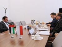 الإمارات وبولندا تبحثان التعاون في مجال الاقتصاد البحري