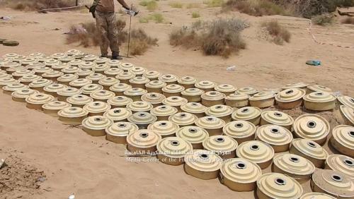 """""""تفخيخ الأرض""""..  أكثر من مليون لغم حوثي يهدد حياة اليمنيين"""