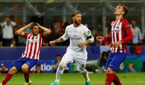 تابع الأن مباشر  قمه السوبر الأوروبي ( ريال مدريد وأتلتيكو مدريد )