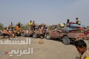مصادر محلية: القوات المشتركة تقدمت إلى وسط مدينة الدريهمي