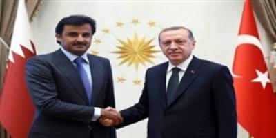 تميم في أنقرة.. استجداء قطري للحليف التركي بعد اتهامات بالتخاذل