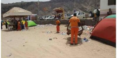 اعتماد 2 مليار ريال للارتقاء بأعمال النظافة في عدن