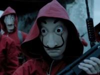 لصان مغربيان يسرقان متاجر فرنسية بطريقة مستوحاة من مسلسل شهير