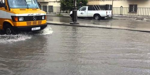 أمطار غزيرة تتسبب بمصرع سيدة في المغرب