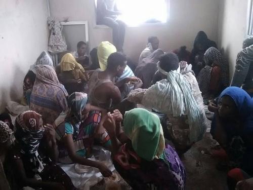 الحزام الأمني في زنجبار يضبط عشرات المهربين الصوماليين