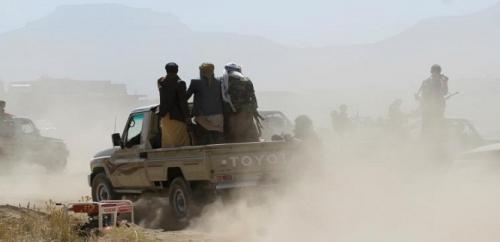 القضاء على 56 حوثياً في غارات على الساحل الغربي