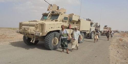 تفاصيل سيطرة القوات الشرعية على مفرق البياض الاستراتيجي