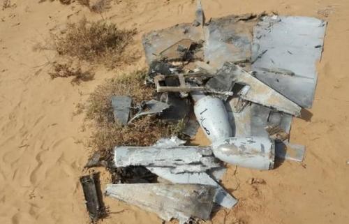القصة الكاملة لإسقاط طائرة التجسس الحوثية في حجة