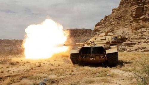 صعده...الجيش يطوق مخبأ زعيم مليشيا الحوثي