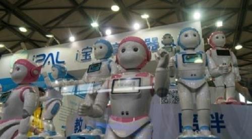 اليابان تواجه نقص مدرسي اللغة الإنجليزية بالروبوتات
