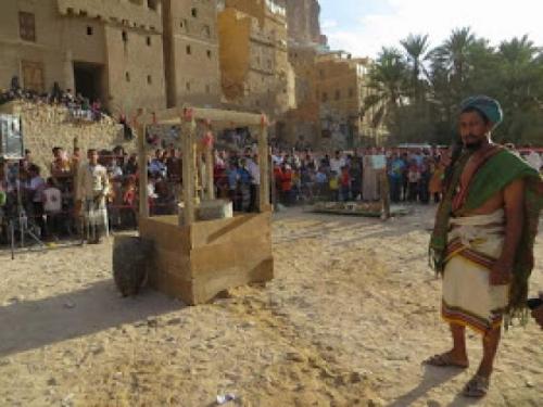 بالتفاصيل.. انطلاق المهرجان التراثي في حضرموت