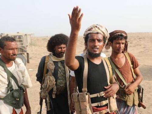 ألوية العمالقة: مقتل قيادات بصفوف مليشيا الحوثي بالدريهمي.. تعرف على الأسماء