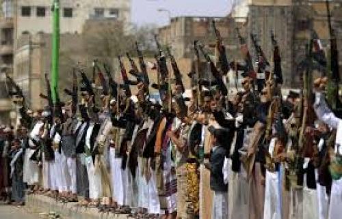 مليشيا الحوثي ترفع حالة الطوارئ بصعدة بسبب غارات التحالف