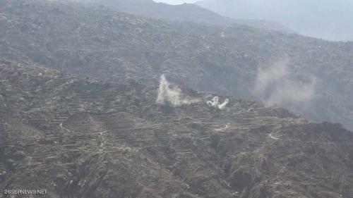 مصرع قيادات بارزة من ميليشيا الحوثي في صعدة