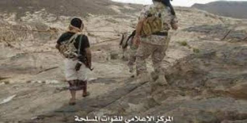 """صعدة : قوات الجيش تتقدم مجددا في جبهة """"باقم"""""""