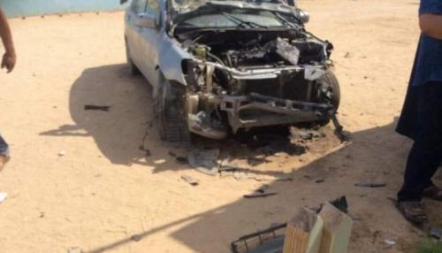 """شاهد.. """"داعش"""" يتبنى الهجوم الإرهابي على """"بوابة كعام"""" غرب ليبيا"""
