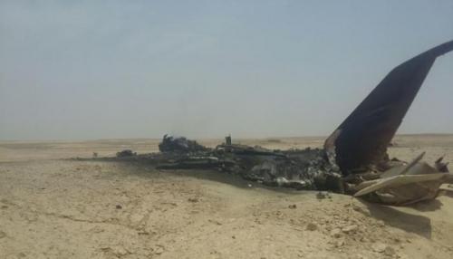 سقوط طائرة عسكرية إيرانية في محافظة خوزستان ومقتل قائدها