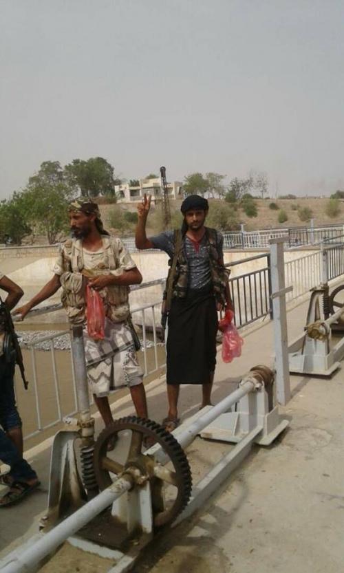 أبين الحزام الأمني يفكك دراجة مفخخة بمديرية مودية