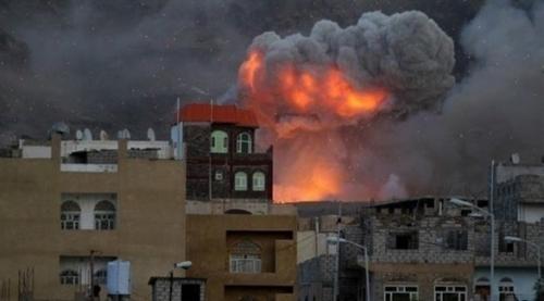 انفجارات عنيفة تهز صنعاء