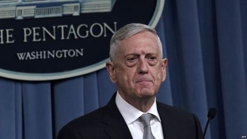 وزير الدفاع الأميركي:من حق السعودية الدفاع عن نفسها