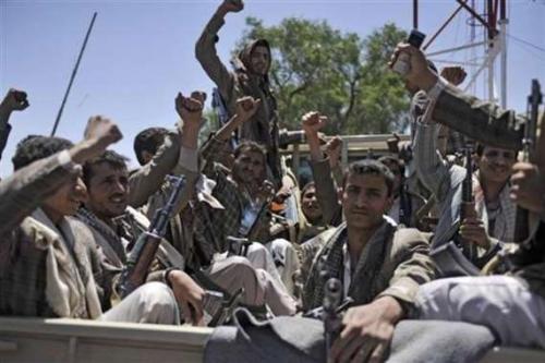 اشتباكات عنيفة واختطاف مشرف حوثي في بلاد الروس صنعاء