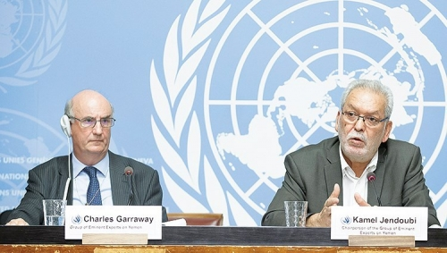 """سياسيون وحقوقيون: التقارير الأممية """"مسيسة"""" وتهدف لابتزاز التحالف"""