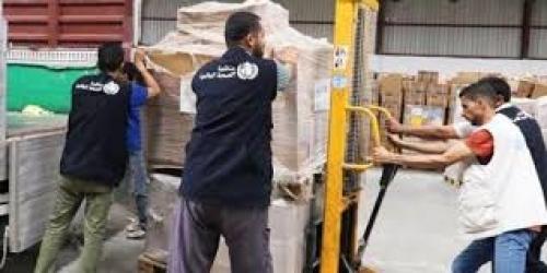 الصحة العالمية تؤكد إرسالها مجدداً 27 مجموعة للوازم مكافحة الكوليرا في اليمن