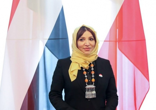ديبلوماسية يمنية تبحث مع منظمات بولندية المساعدات الانسانية لبلادها