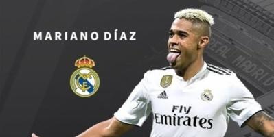 ريال مدريد يعلن عودة مهاجمه دياز بعد إعارة في ليون الفرنسي