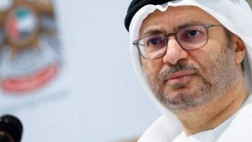 قرقاش: شتاء قطر المظلم سيطول