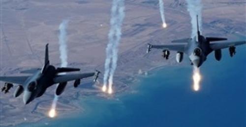 التحالف يضرب وسلية الحوثيين في تعطيل الملاحية الدولية