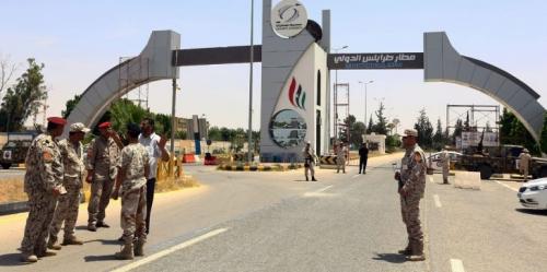 ليبيا.. إغلاق مطار طرابلس بسبب الاشتباكات