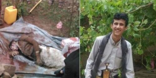 استدرجه القاتل بحيلة.. جريمة قتل مُثيرة لشاب بصنعاء