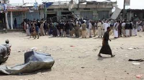 التحالف العربي: سنحاسب المسؤولين عن قصف حافلة في اليمن