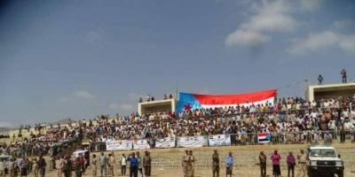 صور ..الهيئة العسكرية الجنوبية تنظم عرضا عسكريا مهيبا بالضالع